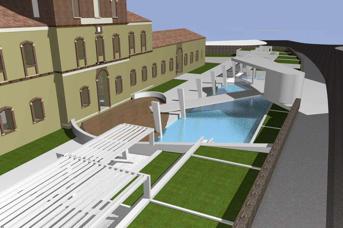 Arethousa Museum Architectural Competition