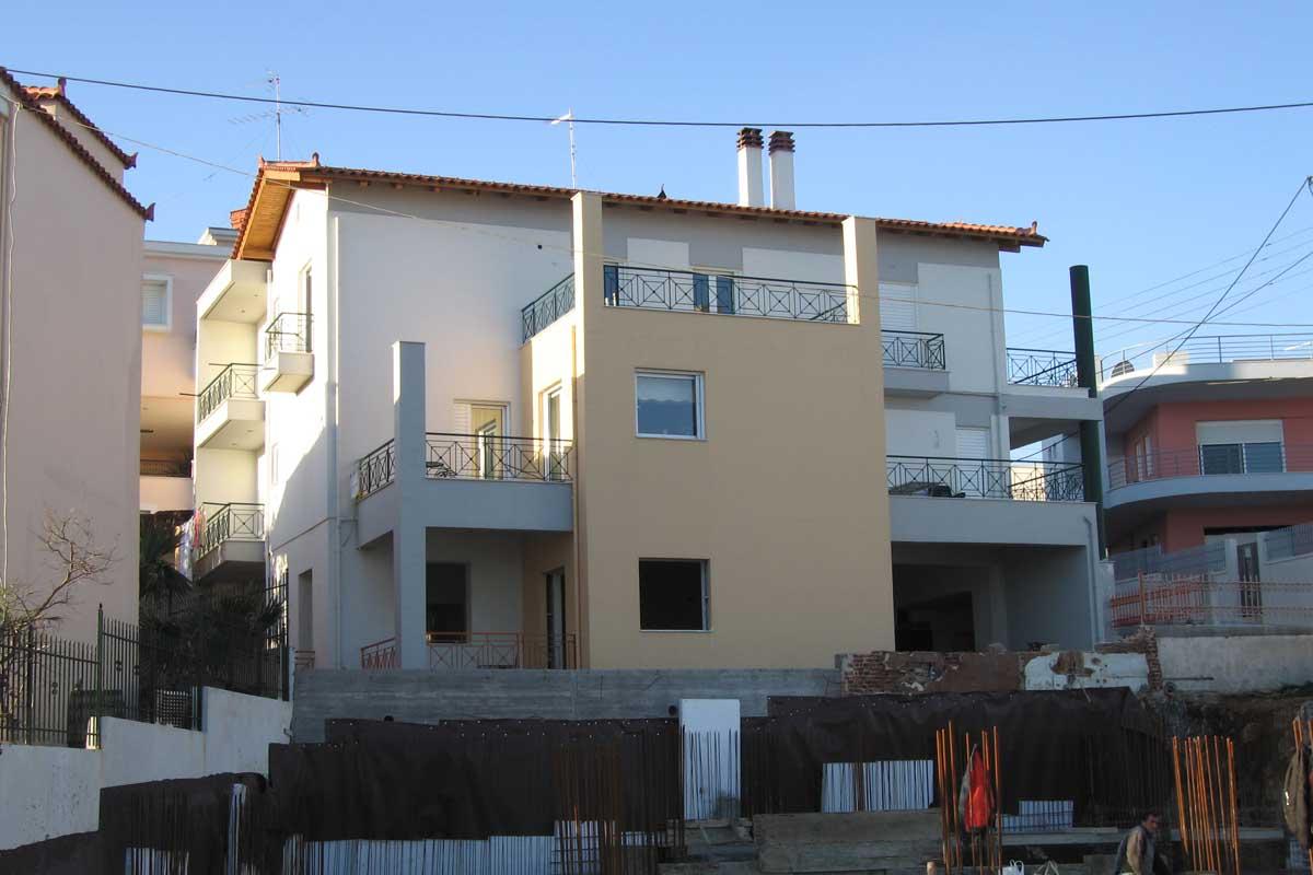 Residence in Rodies beach, Chalkida