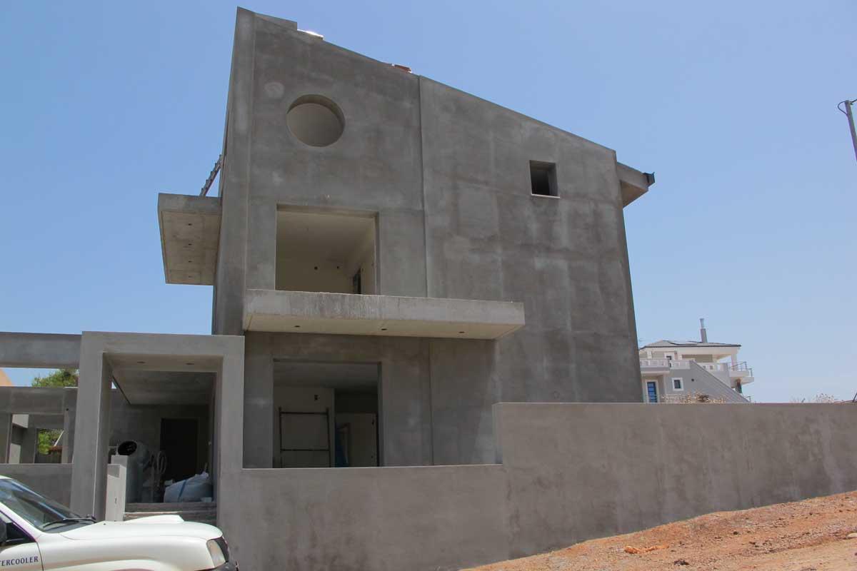 Energy autonomous house in Voleri district, Chalkid