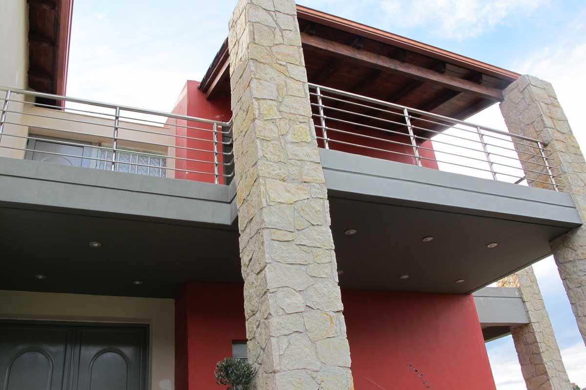 Residence in New Artaki