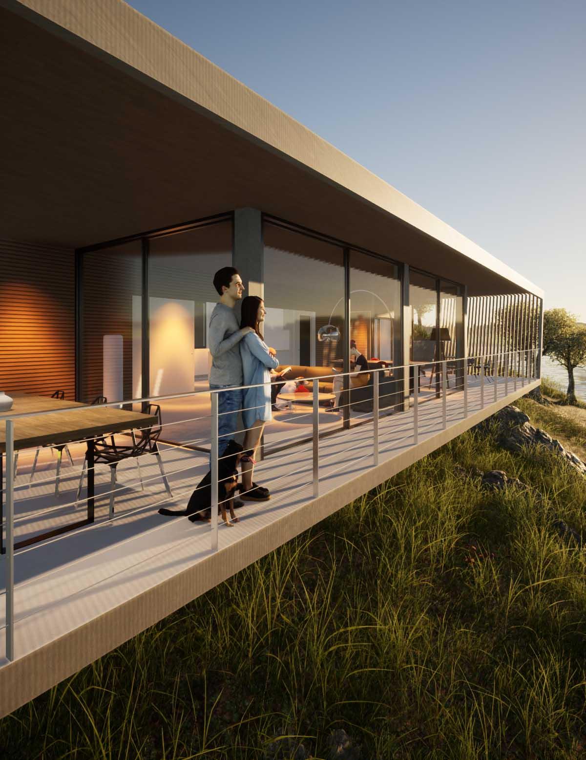 New Residence in Galatas, Poros island | Κατοικία στο Γαλατά Πόρος