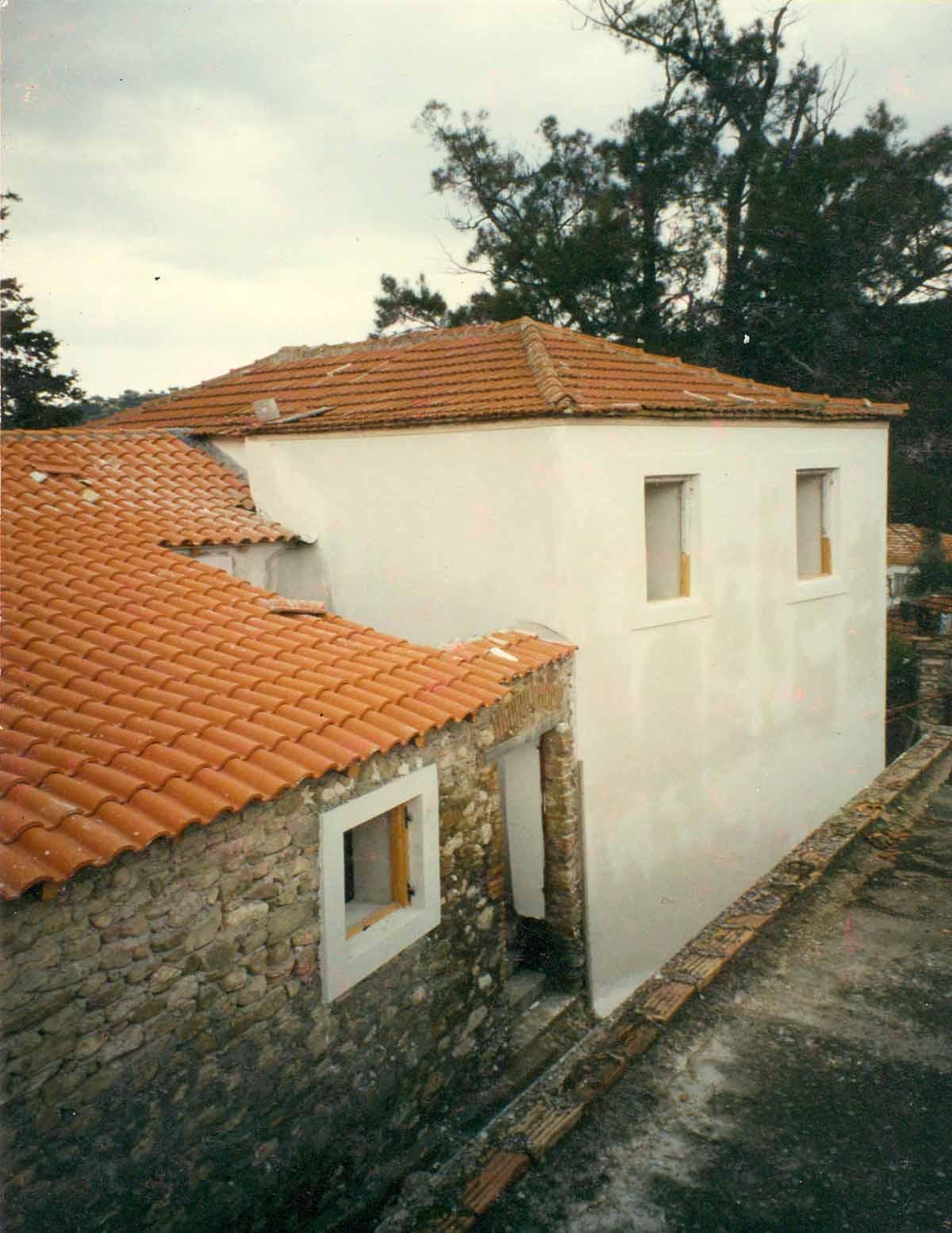 Restoration of a Listed Building in Pavlokastro Patras